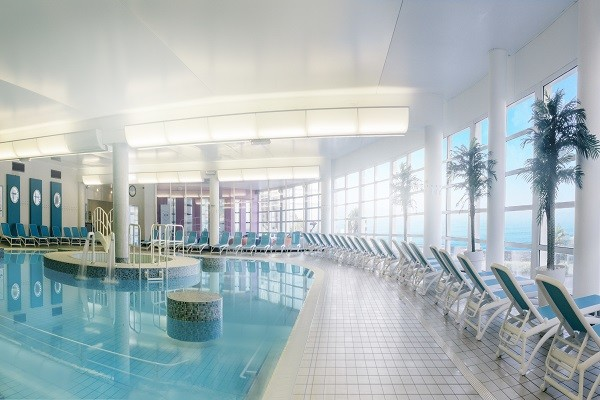 Piscine - Hôtel Alliance Pornic 4*