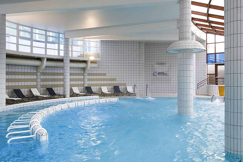Piscine - Hôtel Ibis Pornichet (avec accès spa) 3* Pornichet France Cote Atlantique