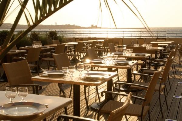 Restaurant - Hôtel Thalazur Hélianthal 4* Saint Jean De Luz France Cote Atlantique