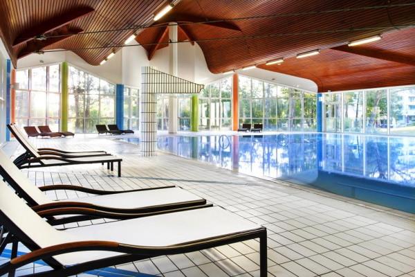 Piscine - Hôtel Atlantic Thalasso & Spa Valdys 3* Saint jean de mont France Cote Atlantique