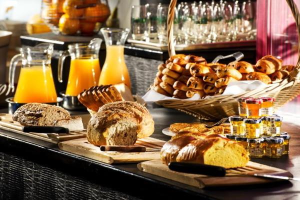 Restaurant - Hôtel Atlantic Thalasso & Spa Valdys 3* Saint Jean De Monts France Cote Atlantique