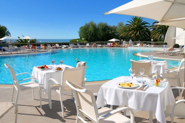 Piscine - Hôtel Les corallines thalasso & spa 4* La Grande-Motte France Languedoc-Roussillon