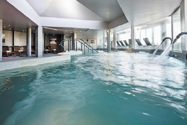 Piscine - Hôtel Thalazur Les bains de Camargue 4* Port-Camargue France Languedoc-Roussillon