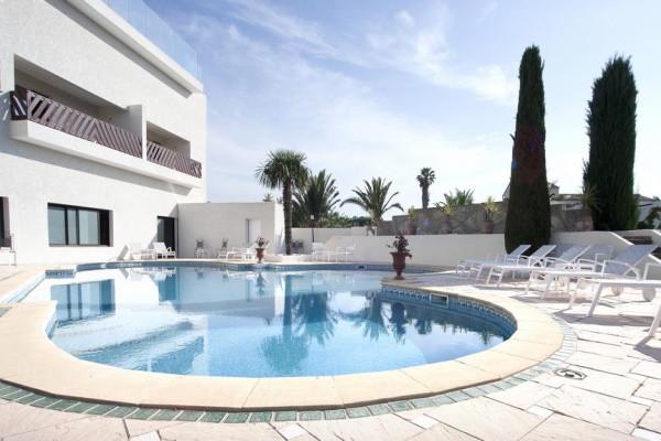 Piscine - Hôtel Ile de le Lagune 5* Saint-Cyprien France Languedoc-Roussillon