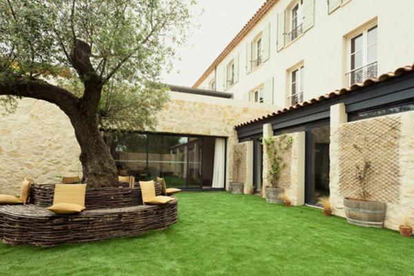 (fictif) - Hôtel Les Jardins de Saint Benoit 4* Saint-Laurent-de-la-Cabrerisse France Languedoc-Roussillon