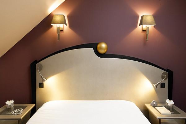 Chambre - Hôtel Le Grand Hôtel Le Touquet 4* Le Touquet France Nord-Pas-de-Calais