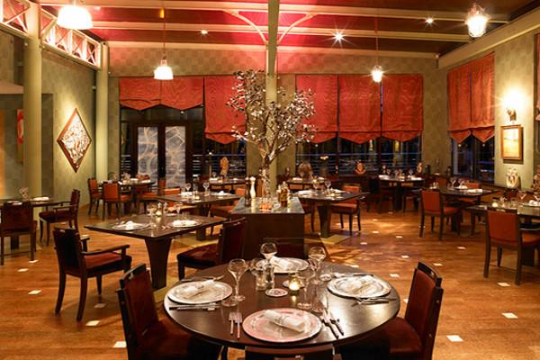 Restaurant - Hôtel Le Grand Hôtel Le Touquet 4* Le Touquet France Nord-Pas-de-Calais