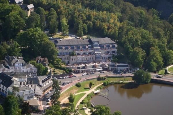 Vue panoramique - Hôtel Spa du Beryl 3*