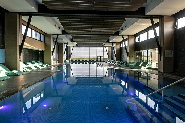 Piscine - Hôtel Thalazur Les Bains de Cabourg 4* Cabourg France Normandie