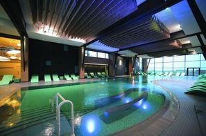 France Normandie-Cabourg, Hôtel Thalazur Les bains de Cabourg