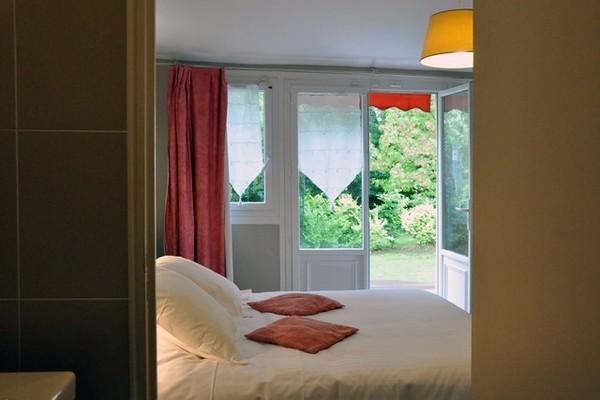 Chambre - Hôtel Hostellerie de la Vieille Ferme 3* Criel-sur-Mer France Normandie