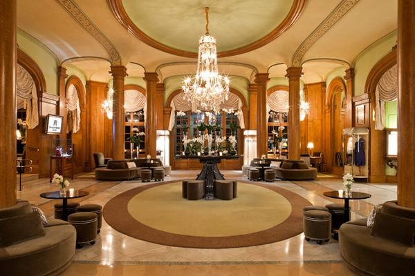 (fictif) - Hôtel Hôtel Normandy Barrière 5* Deauville France Normandie