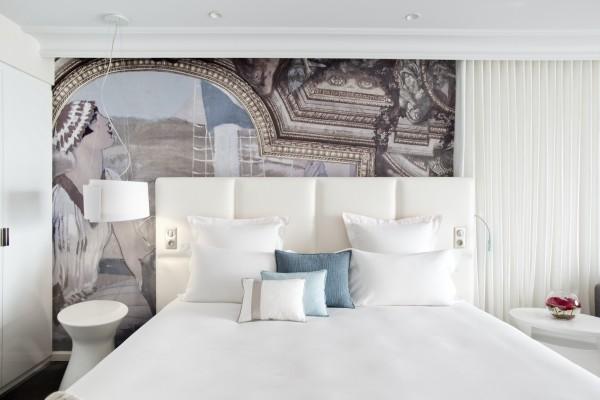 Chambre - Hôtel Cures Marines Thalasso & Spa 5* Trouville France Normandie