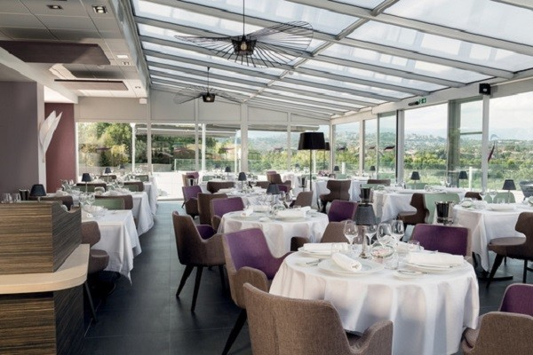 Restaurant - Hôtel Thalazur Baie des Anges 4* Antibes France Provence-Cote d Azur