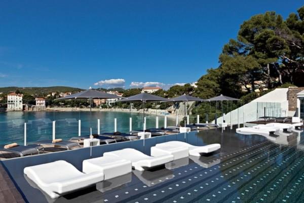 Piscine - Hôtel Thalazur Ile Rousse 5* Bandol France Provence-Cote d Azur