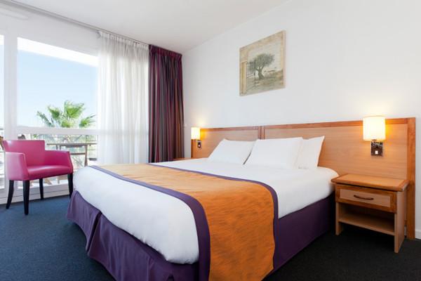 Chambre - Hôtel Mercure Fréjus Thalassa Sea & Spa 4* Fréjus France Provence-Cote d Azur