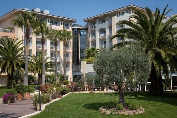 Facade - Hôtel Mercure Fréjus Thalassa Sea & Spa 4* Fréjus France Provence-Cote d Azur