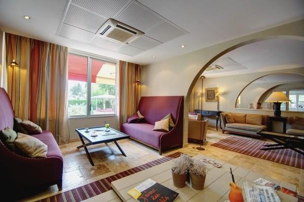 (fictif) - Hôtel Najeti Golf Hôtel Valescure 4* Saint Raphael France Provence-Cote d Azur