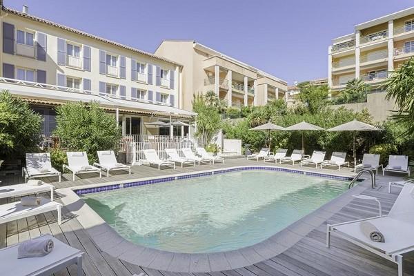 Piscine - Hôtel Matisse 3* Sainte Maxime France Provence-Cote d Azur