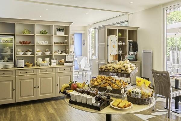 Restaurant - Hôtel Matisse 3* Sainte Maxime France Provence-Cote d Azur