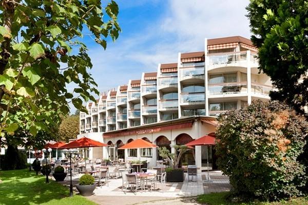(fictif) - Hôtel Mercure Domaine de Marlioz 4* Aix Les Bains France Rhone-Alpes