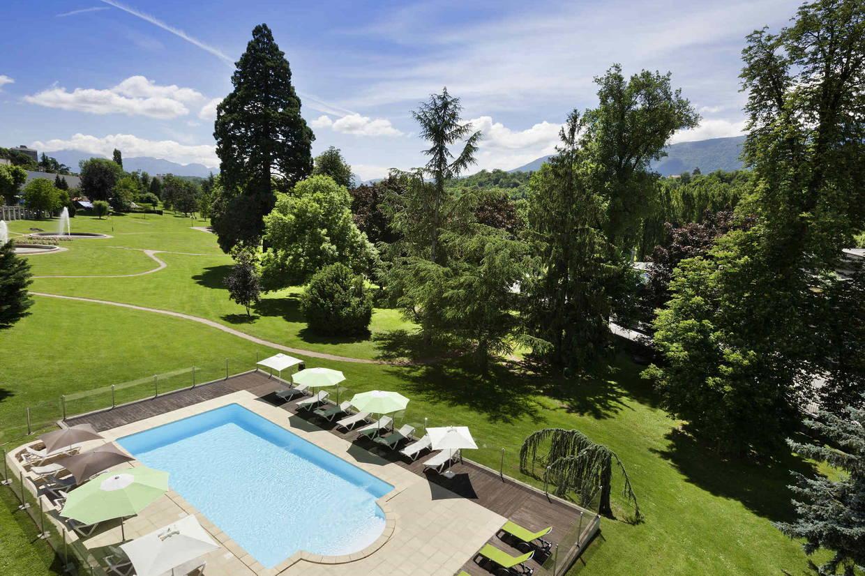 Piscine - Hôtel Ibis Styles Domaine de Marlioz 3* Aix Les Bains France Rhone-Alpes