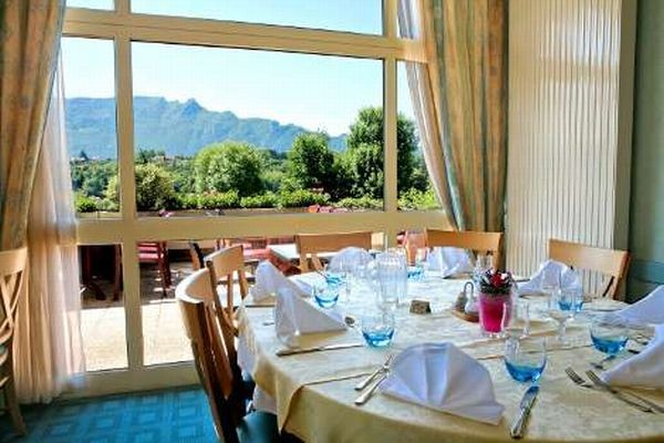 Restaurant - Hôtel La Villa Marlioz 3* Aix Les Bains France Rhone-Alpes