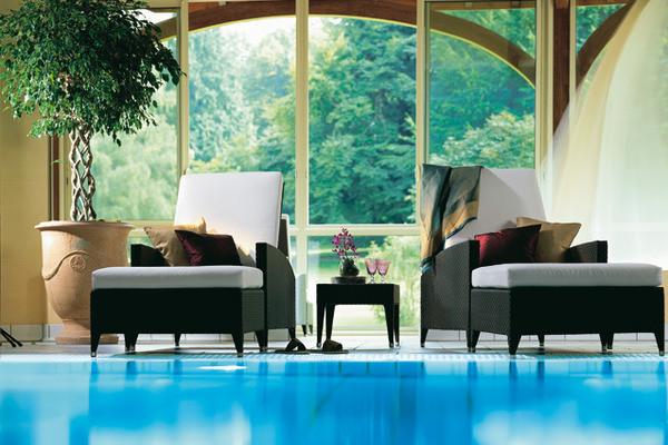 (fictif) - Hôtel Ermitage 4* Evian-Les-Bains France Rhone-Alpes