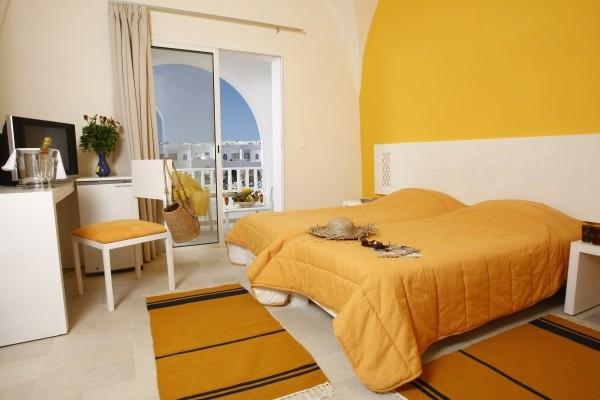 Chambre - Hôtel Djerba Sun Club 3* Djerba Tunisie