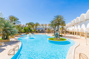 Tunisie-Djerba, Hôtel Dar Djerba Zahra