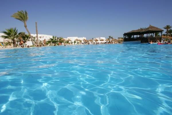Piscine - Hôtel Djerba Sun Club 3* Djerba Tunisie