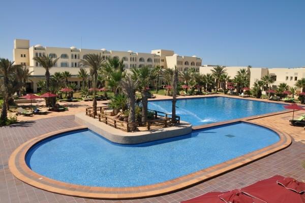 Piscine - Hôtel Hasdrubal Prestige 5* sup Djerba Tunisie