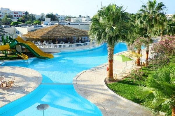 Piscine - Ksar Djerba 4* Djerba Tunisie