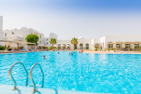 Séjour Tunisie - Hôtel Maxi Club Riad Méninx