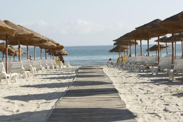 Plage - Hôtel Djerba Sun Club 3* Djerba Tunisie