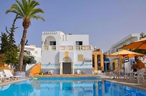Tunisie-Djerba, Hôtel Djerba Saray