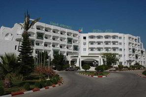 Tunisie-Monastir, Hôtel Jinene