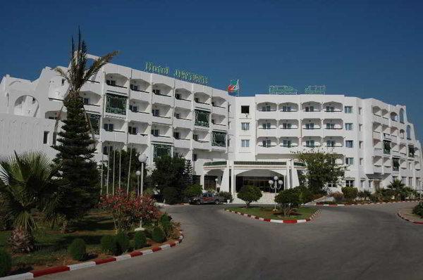 Facade - Jinene 3* Monastir Tunisie
