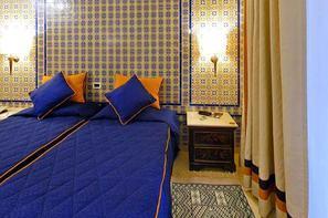 Tunisie-Monastir, Hôtel La Kasbah