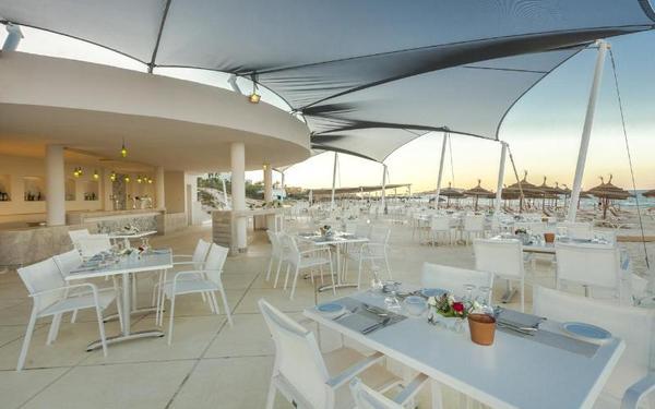Terrasse - Marhaba 4* Monastir Tunisie