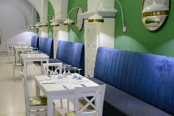 Restaurant - Marhaba 4* Monastir Tunisie