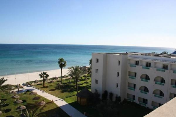 Facade - Palmyra Beach 3* Monastir Tunisie