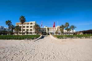 Tunisie-Monastir, Hôtel Palmyra Beach