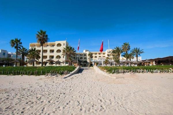 Plage - Palmyra Beach 3* Monastir Tunisie