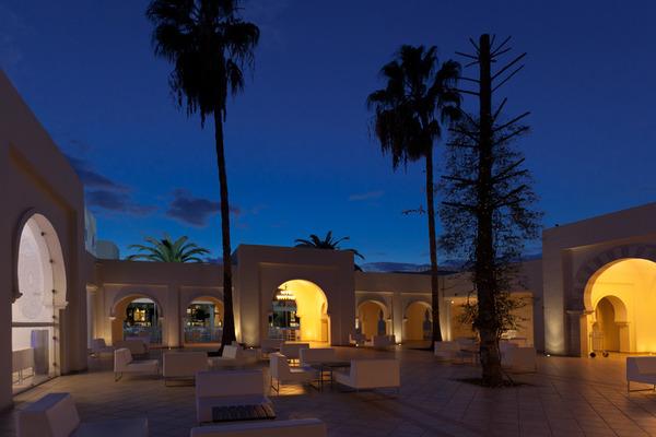 Facade - Seabel Alhambra 4* Monastir Tunisie