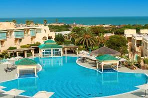 Tunisie-Tunis, Hôtel Carthage Thalasso