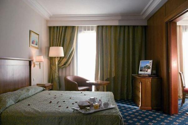 Chambre - Concorde Les Berges Du Lac 5* Tunis Tunisie