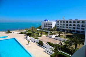 Tunisie-Tunis, Hôtel Le Palace