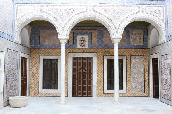 Autres - Palais Bayram 5* Tunis Tunisie