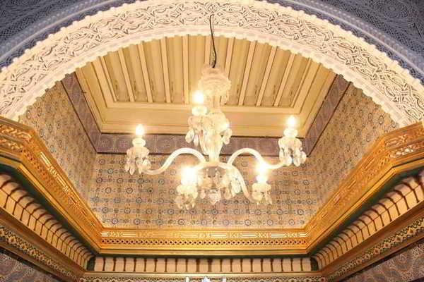 Restaurant - Palais Bayram 5* Tunis Tunisie